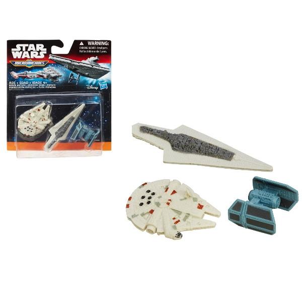 HASBRO SW E5 3Pack, Space Escape (B3500EU42/B4106)