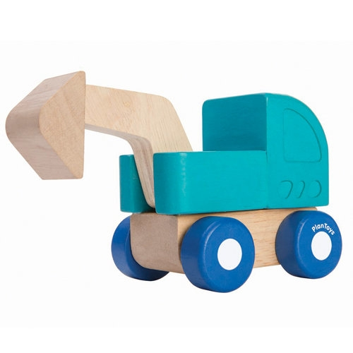 Mini autko Koparka