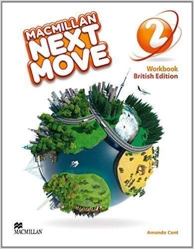 Macmillan Next Move 2 WB Amanda Cant, Mary Charrington, Viv Lambert