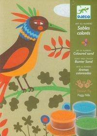Zestaw artystyczny Rajskie ptaki