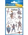 Tatuaże dla dzieci - Rycerze (56739)