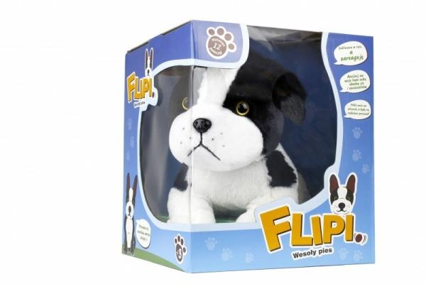 Piesek Interaktywny Flipi (JLI8106)