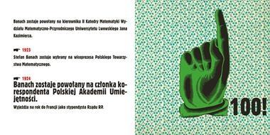 GEN I JUŻ! Opowieść o Stefanie Banachu (Audiobook) Anna Czerwińska
