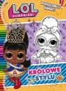 L.O.L. Surprise! Pokoloruj świat! Królowe stylu