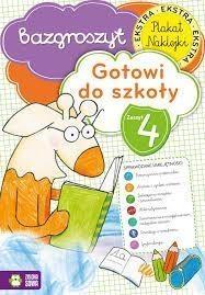 Gotowi do szkoły cz.4 - Bazgroszyt opracowanie zbiorowe
