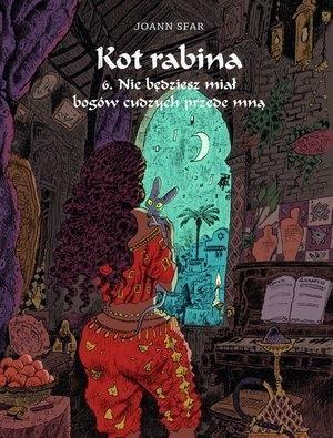 Kot Rabina - Tom 6 Sfar Joann