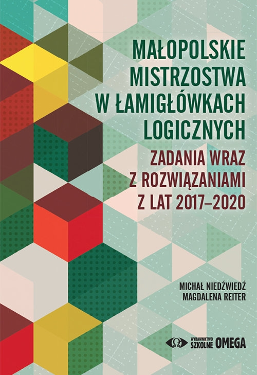 Małopolskie Mistrzostwa w Łamigłówkach Logicznych Niedźwiedź Michał, Reiter Magadalena