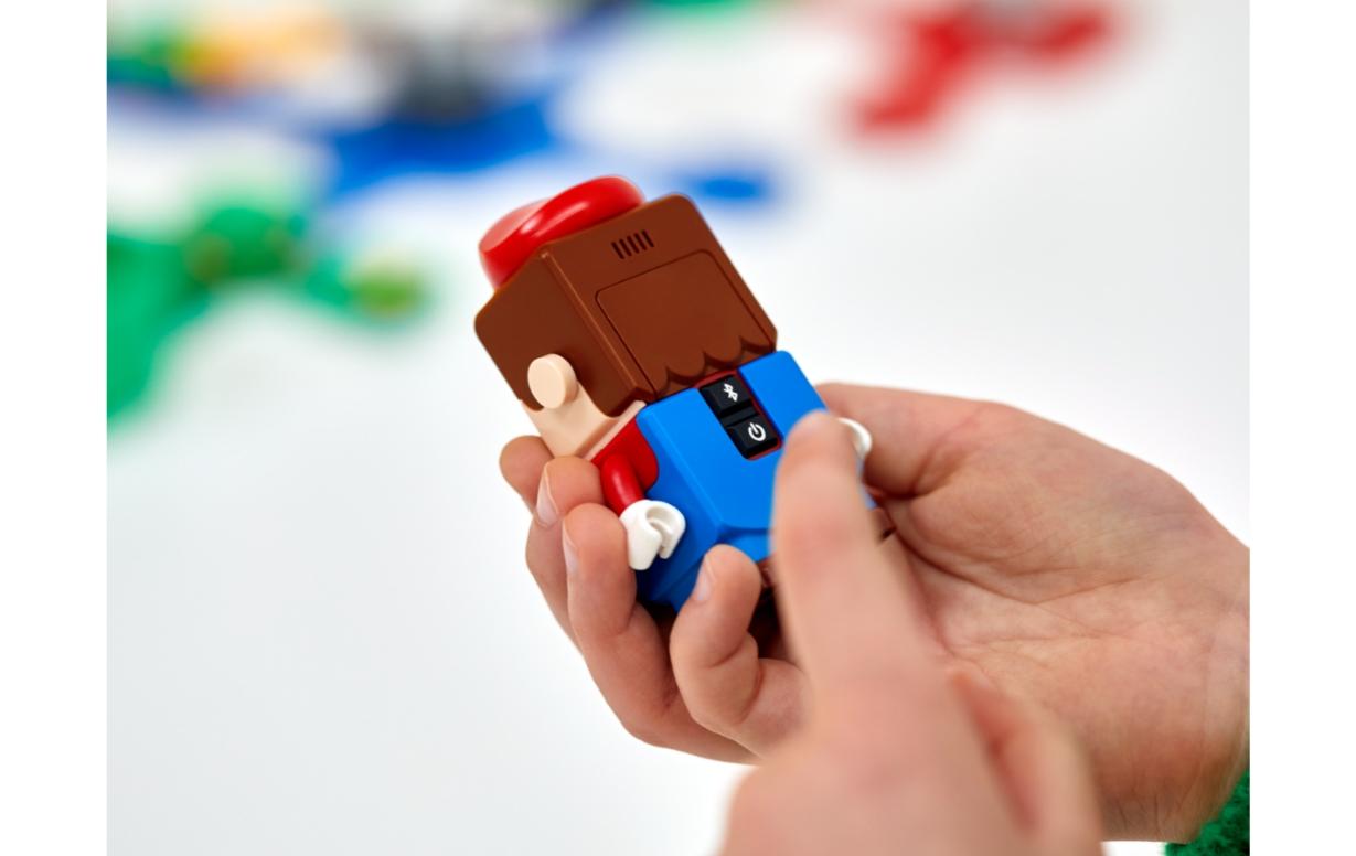 Lego Super Mario: Przygody z Mario - zestaw startowy (71360)
