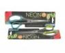 Nożyczki biurowe neon 8mix kolorów