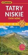 Tatry Niskie mapa turystyczna 1:50 000