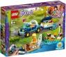 Lego Friends: Łazik z przyczepką Stephanie (41364)