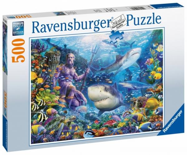Puzzle 500: Król oceanu (150397)