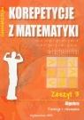 Korepetycje z matematyki 3 Algebra Funkcje i równania