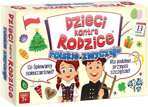 Dzieci kontra Rodzice: Polskie zwyczaje
