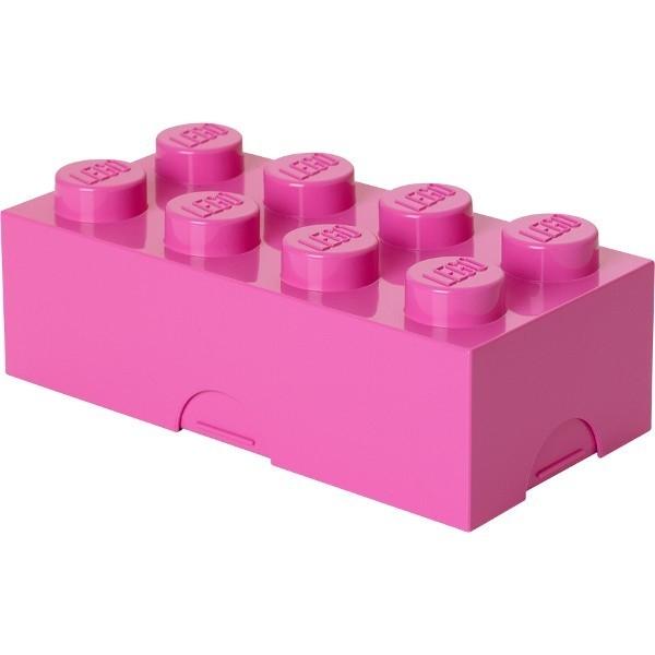 LEGO, Lunchbox klocek - Różowy (40231739)
