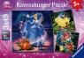 Puzzle 3w1: Disney - Księżniczki (093397) Wiek: 5+