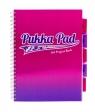 Kołozeszyt Pukka Pad Project Book Fusion a4 200k kratka różowy