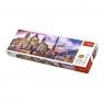 Puzzle 500: Panorama Piazza Navona, Rzym (29501)
