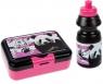 Bidon 350ml + pudełko śniadaniowe - Panda