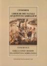 Censorynus Księga o dniu urodzin dla Kwintusa Caerelliusza