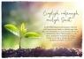 Kartka Wielkanoc 1 - JA JESTEM Zmartwychwstaniem