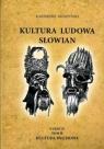 Kultura ludowa Słowian. Część 2. Tom 2. Kultura duchowa (oprawa miękka) Moszyński Kazimierz