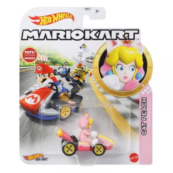 Pojazd podstawowy Mario Kart Cat Peach (GBG25/GRN13)