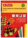 Zeszyty papierów kolorowych Herlitz (9560392)