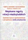 Niepisane reguły relacji międzyludzkich Zawiłości życia w Grandin Temple, Barron Sean