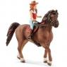 Figurka Horse Club Dziewczynka + Quarter horse