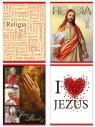 Brulion tematyczny Dan-Mark do religii A5 krata 64