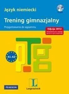 Niemiecki trening gimnazjalny z płytą CD Wideńska Ewa, Wilkowska Monika