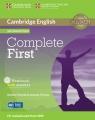 Complete First Workbook with answers + CD Thomas Barbara, Thomas Amanda