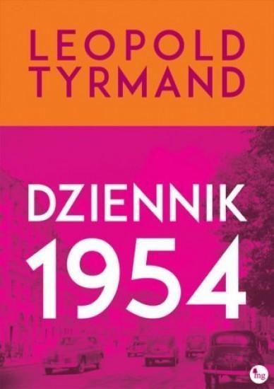 Dziennik 1954 Tyrmand Leopold