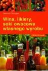Wina, likiery, soki owocowe własnego wyrobu Thonges Heinrich