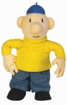 Pat Pluszowa postać Pat żółta koszulka 25cm