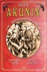 Latający słoń Dzieci księżyca Bruderszaft ze śmiercią, tom 2 Akunin Boris