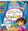 Dora poznaje świat Kolor w kolor