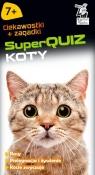 Kapitan Nauka. SuperQUIZ - Koty