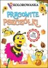 Kolorowanka Pracowite pszczółki z naklejkami Ratajszczak Katarzyna
