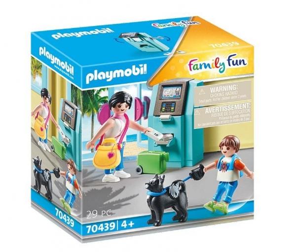 Family Fun Urlopowicze przy bankomacie 70439 (70439)