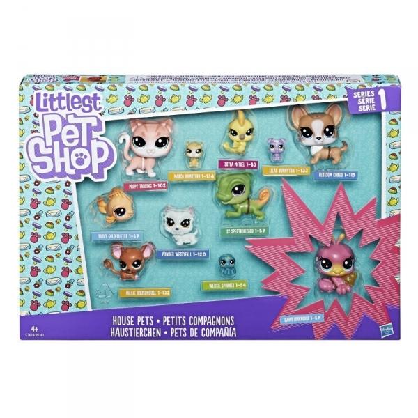 Littlest Pet Shop, Home Buddies Pack (B9343/C1674)