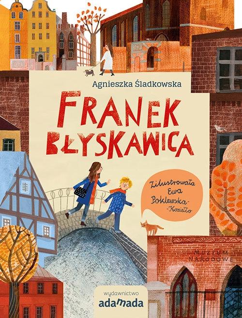 Franek Błyskawica Śladkowska Agnieszka