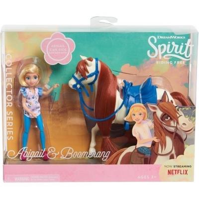 Mustang: Laleczka i rumak Abigail & Boomerang