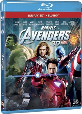 Avengers 3D (2Blu-ray)