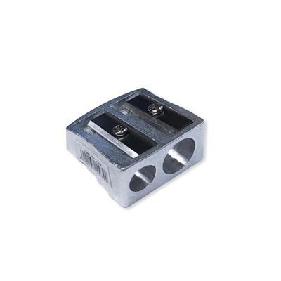Temperówka aluminiowa 2-otwory (438547)