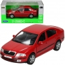 WELLY Skoda Octavia, czerwona (WE22474)