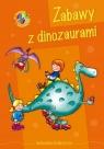 W świecie malowanek. Zabawy z dinozaurami