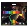 Flamastry Dino 18 kolorów