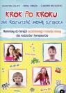 Krok po kroku Jak rozwijać mowę dziecka Materiały do terapii Szłapa Katarzyna, Tomasik Iwona, Wrzesiński Sławomir